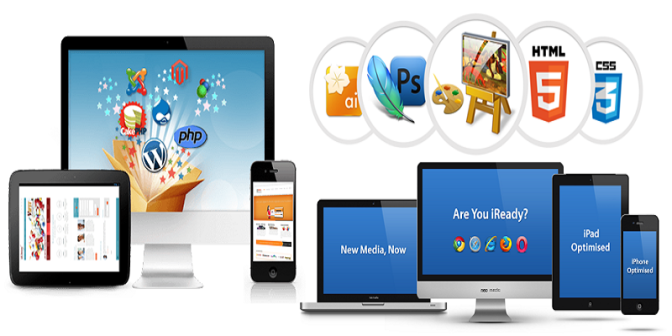 Web applications, SEO services, website maintenance and much more